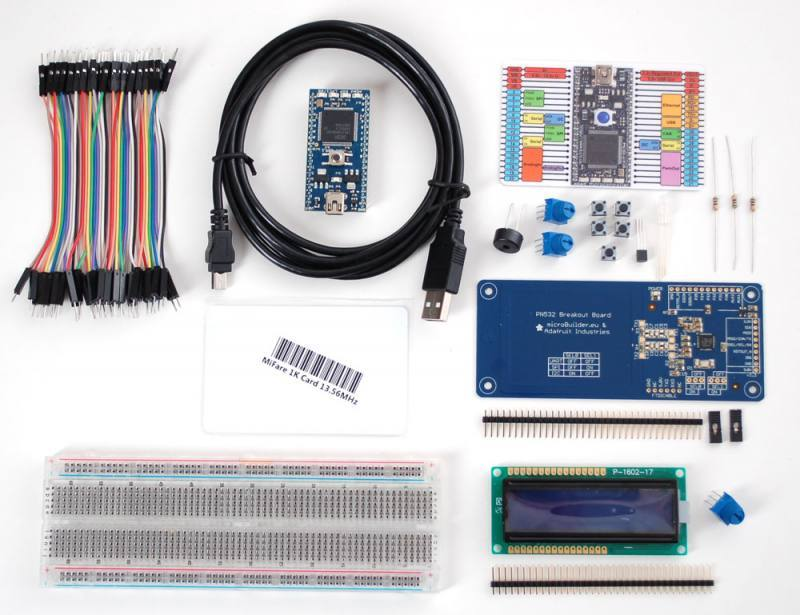 mbed and NFC/RFID Starter Pack, ADAFRUIT INDUSTRIES