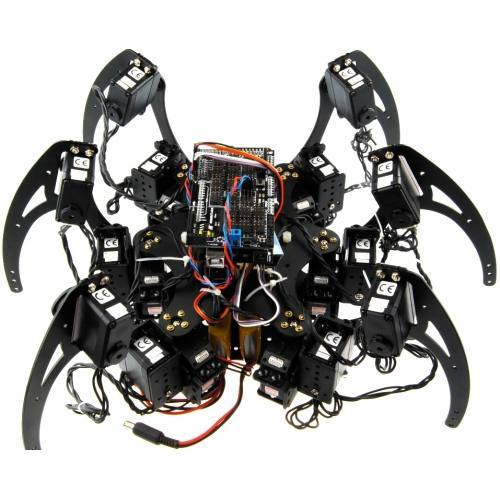 Hexapod Robot Kit, DFRobot