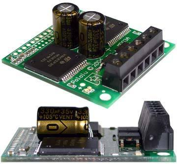 Dual VNH2SP30 Motor Driver Carrier MD03A, Pololu Robotics and Electronics