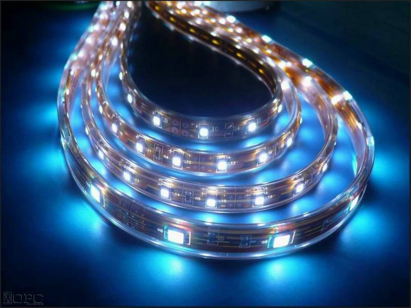 FS-LED 3528SMD-300LED-12V-4.8W-IP67/tube-5m.Blue, Ningbo Everrising Import & Export Co., Ltd.