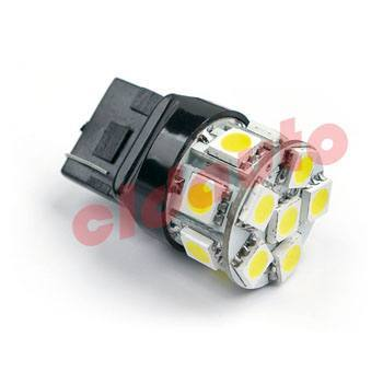 Лампа автомобильная LED-L0509 под цоколь T20. W21W. 7440. W3x16d [white] BL2, Changzhou CLD auto electrical Co., Ltd.