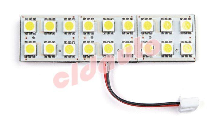 Лампа подсветки салона LED-L23C-18 под цоколь BA9S. W2.1x9.5D. SV8.5 [white], Changzhou CLD auto electrical Co., Ltd.