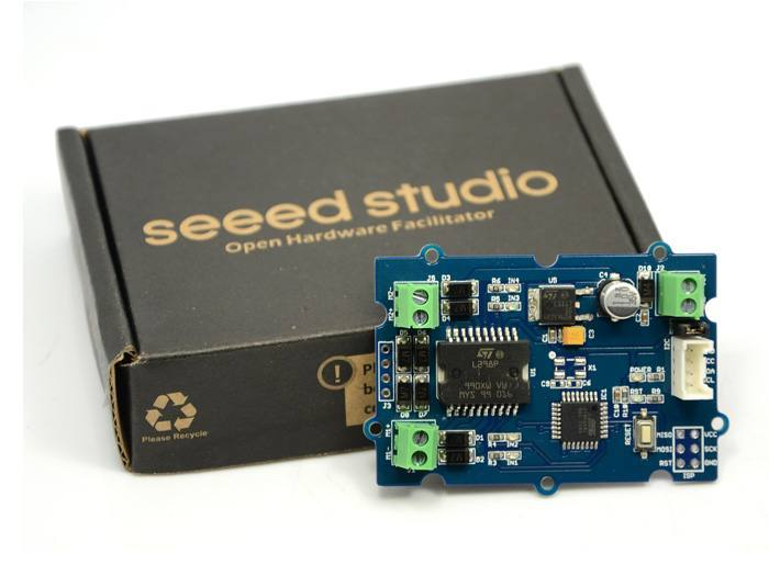 Grove - I2C Motor Driver, Seeed Technology Inc. (Seeeduino)