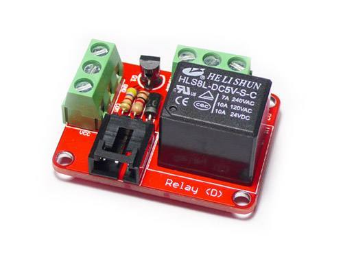 Electronic brick - 5V Relay module [digital], Seeed Technology Inc. (Seeeduino)