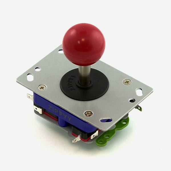 Arcade Joystick - Short Handle, SparkFun Electronics