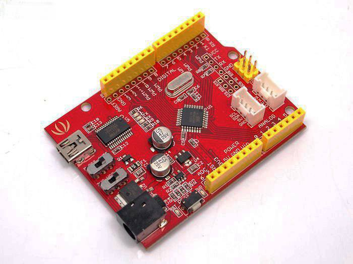 Seeeduino V3.0 [Atmega 328P], Seeed Technology Inc. (Seeeduino)