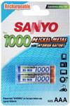 ACC 1.2V 1000mAh SANYO HR-4U AAA#, Sanyo Electric Co.Ltd