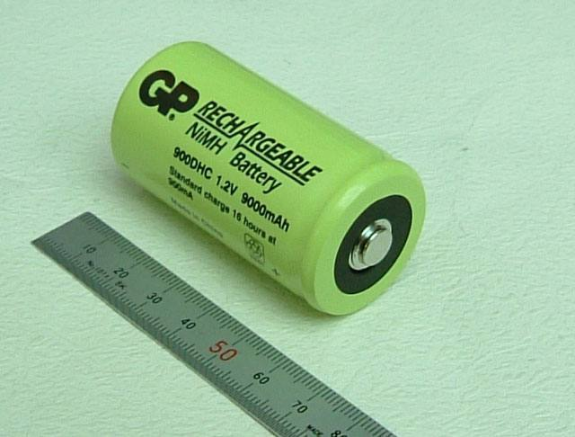 ACC 1.2V 9000mAh 900DHC-BC2, Gold Peak Batteries International Ltd.