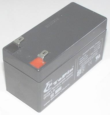 ACC 12V  1.2Ah EP1.2-12, Europower (Bb Battery) Co.Ltd.