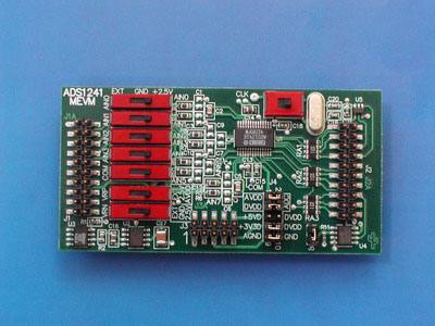 ADS1241MEVM, Texas Instruments