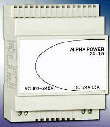 ALPHA POWER 24-2.5, Mitsubishi Electric