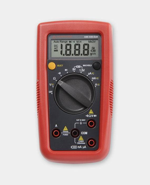 AM-500-EUR, Amprobe Instruments