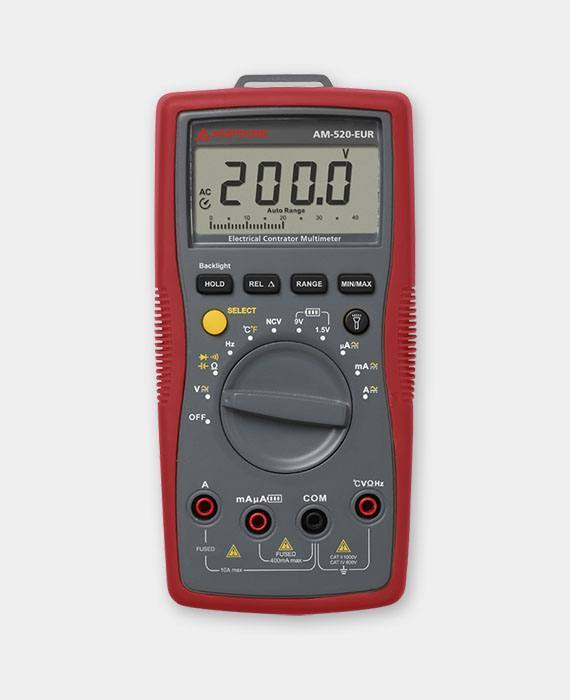 AM-520-EUR, Amprobe Instruments