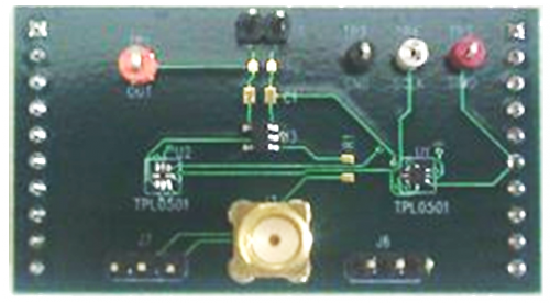TPL0501EVM, Texas Instruments