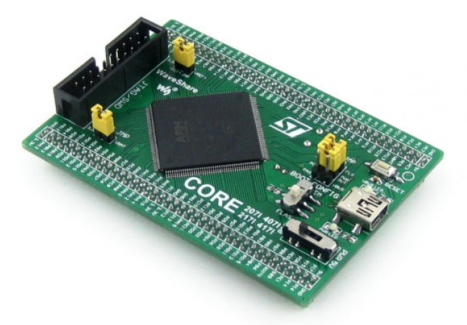 Core407I, Waveshare Electronics Ltd.