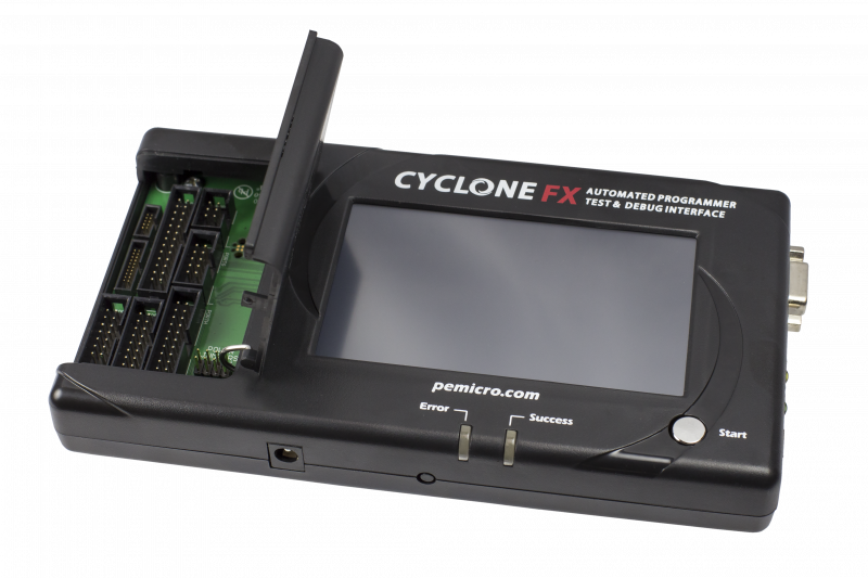 CYCLONE_UNIVERSAL_FX, P&E MICROCOMPUTER SYSTEMS