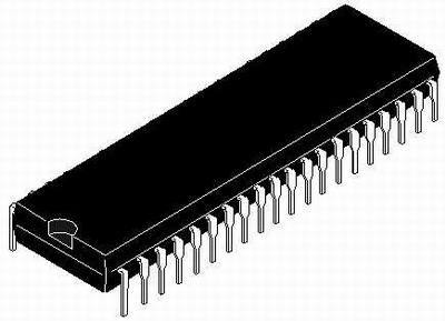 ATMEGA162-16PU, Microchip Technology Inc.