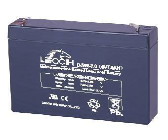 ACC 12V  7.0Ah DJW12-7.0, Leoch Battery Co.,Ltd.