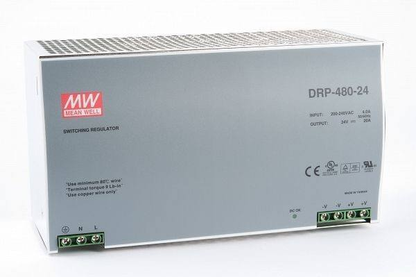 DRP-480-48, Mean Well