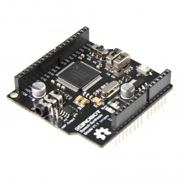 Speech Synthesis Shield for Arduino, DFRobot