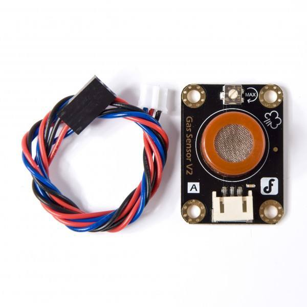 Analog Alcohol Sensor[MQ3], DFRobot