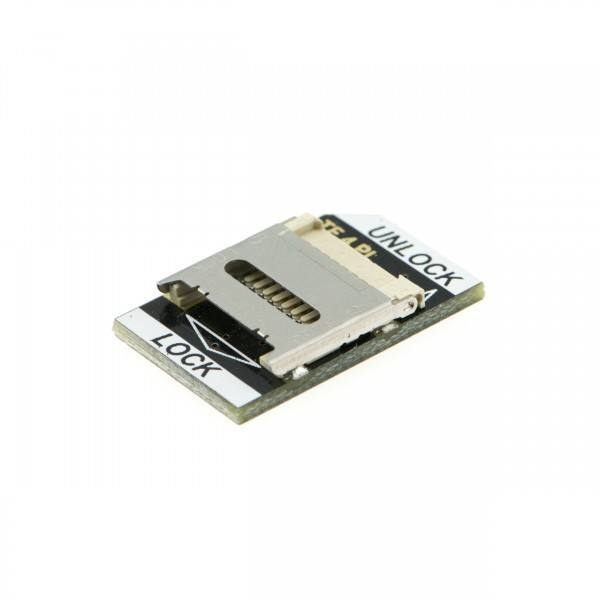 Raspberry Pi microSD Card Adapter, DFRobot