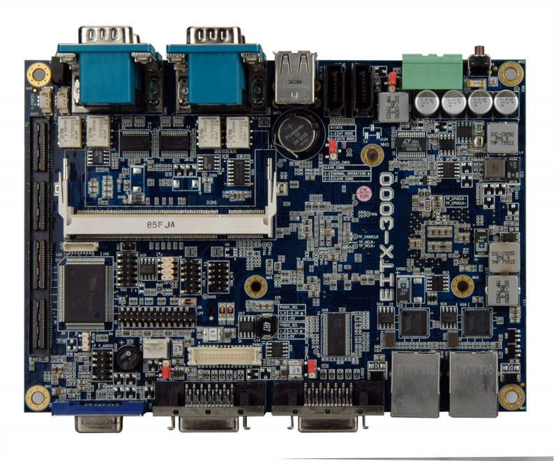 EITX-3000-2N13A1, VIA TECHNOLOGIES, INC