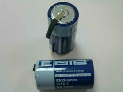 ER26500M-FT 3.6V, EEMB Co.Ltd