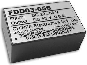 FDD03-12D1, Chinfa Electronics Ind. Co., Ltd.