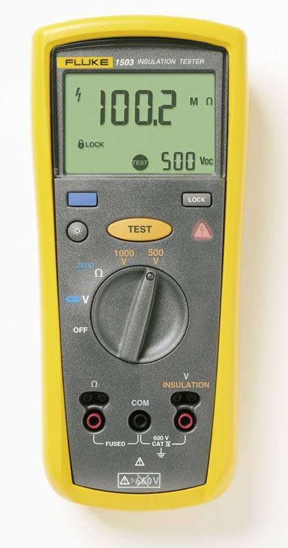FLUKE 1503, Fluke Precision Measurement Ltd