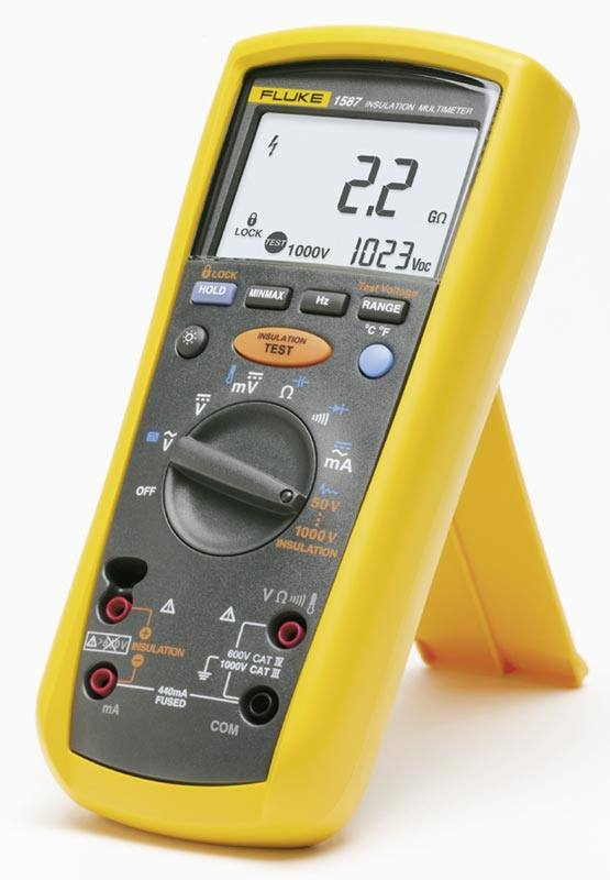 FLUKE 1587, Fluke Precision Measurement Ltd