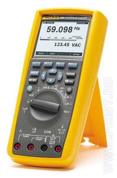 FLUKE 289/FVF, Fluke Precision Measurement Ltd