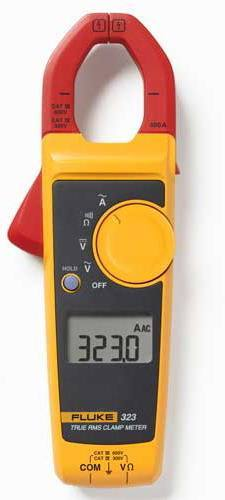 FLUKE 323, Fluke Precision Measurement Ltd