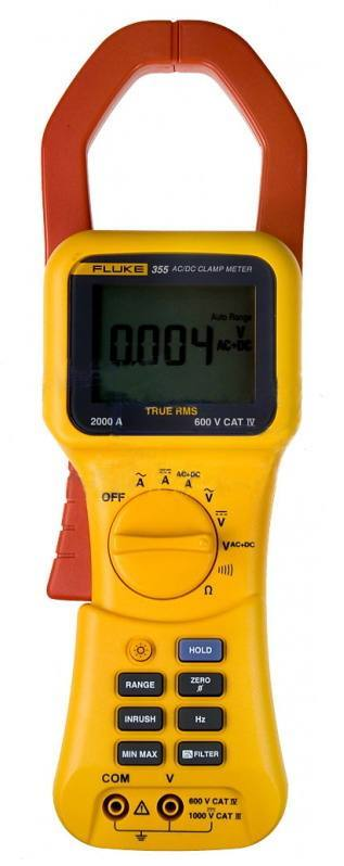 FLUKE 355, Fluke Precision Measurement Ltd