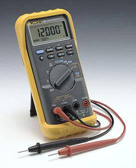 FLUKE 787, Fluke Precision Measurement Ltd