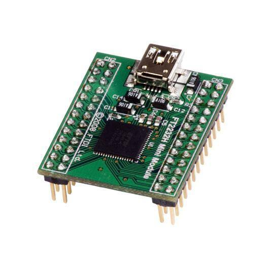 FT2232HQ-MINI-MODULE, FUTURE TECHNOLOGY DEVICES INTERNATIONAL LTD.
