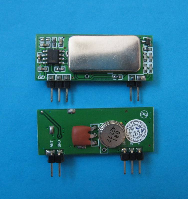 GD-R5D-433, Shenzhen Gd Techway Electronic Co., Ltd