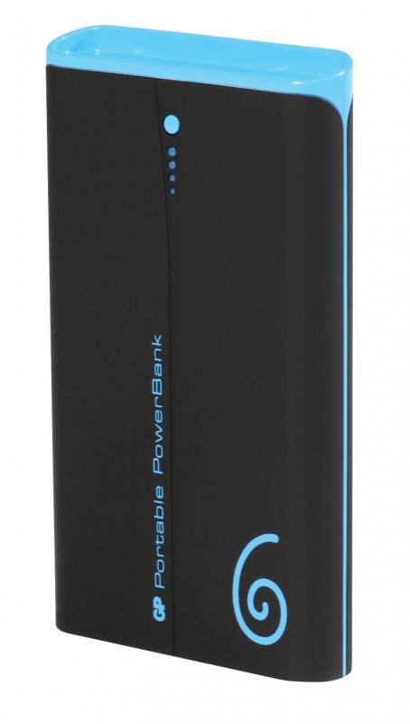POWER BANK GP761CE-2CR1 6000mAh, Gold Peak Batteries International Ltd.