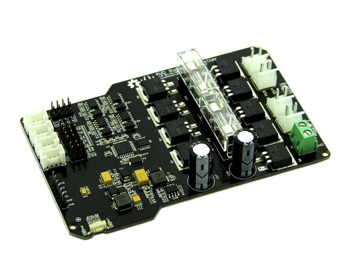 Hercules Dual 15A 6-20V Motor Controller, Seeed Technology Inc. (Seeeduino)