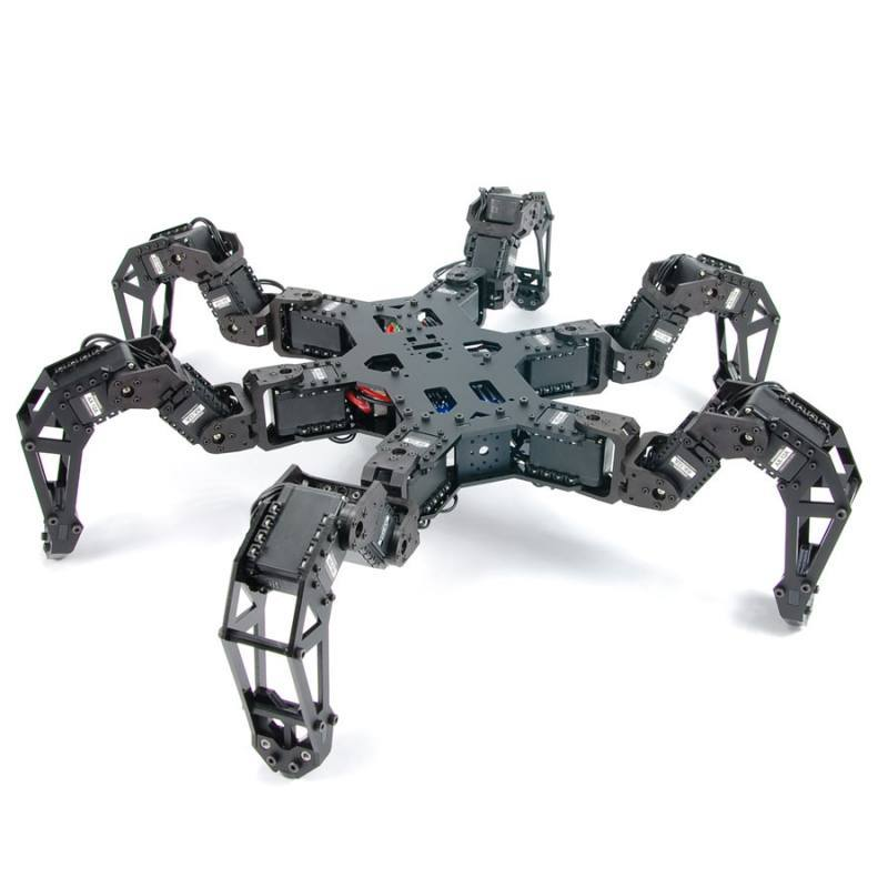 PhantomX AX Hexapod Mark II Kit, TROSSEN