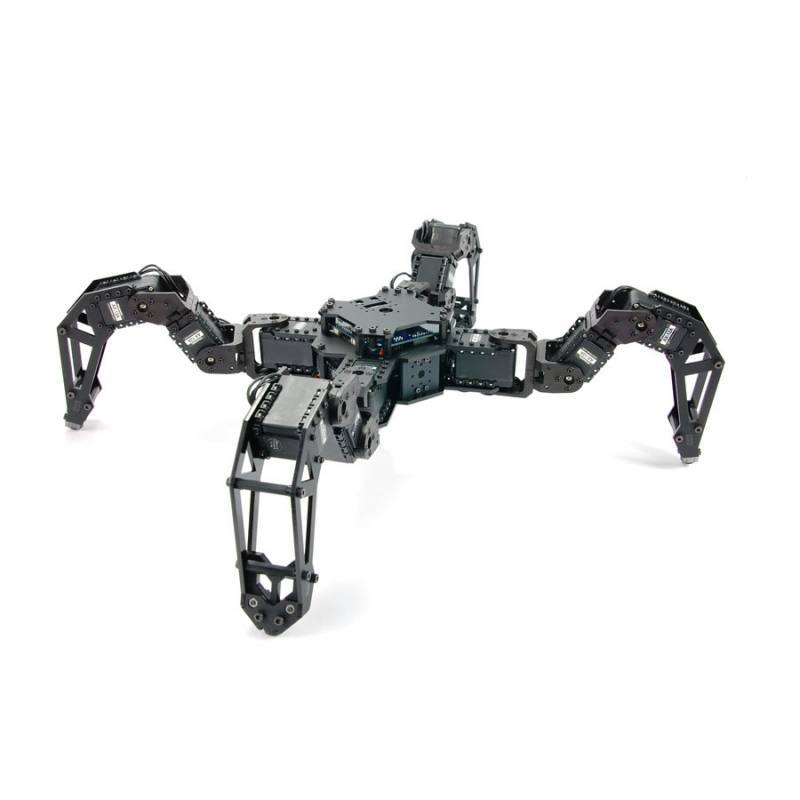 PhantomX AX Quadruped Mark II Kit, TROSSEN