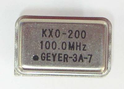 KXO-200 40.0 MHz DIL14, Geyer Electronic