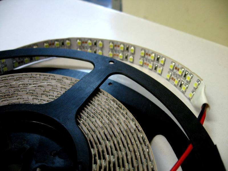 Led flexible strip CTL-3528-240leds/m-IP20-White, CITYLUX (CHINA) LED LIGHTING LIMITED