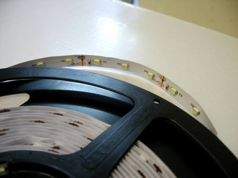 Led flexible strip CTL-3528-60leds/m-IP20-Warm White, CITYLUX (CHINA) LED LIGHTING LIMITED