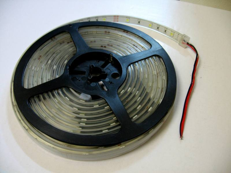 Led flexible strip CTL-5050-30leds/m-IP68-White, CITYLUX (CHINA) LED LIGHTING LIMITED