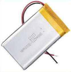 Li-Polymer battery SR401235P-PCM-LD, Shenzhen Shirui Battery Co., Ltd.