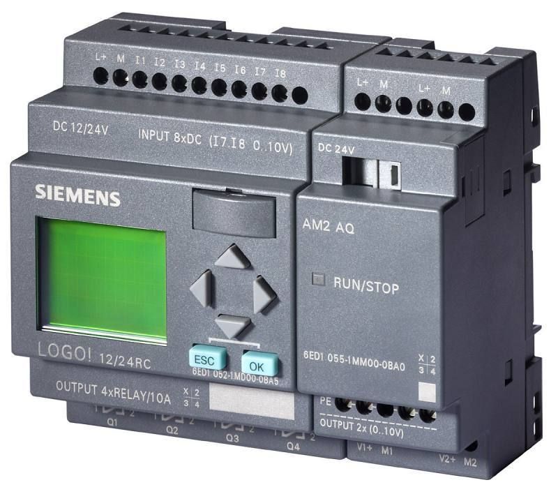 6ED1055-1MD00-0BA0 AM2 PT100, Siemens