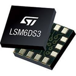 LSM6DS3, ST Microelectronics