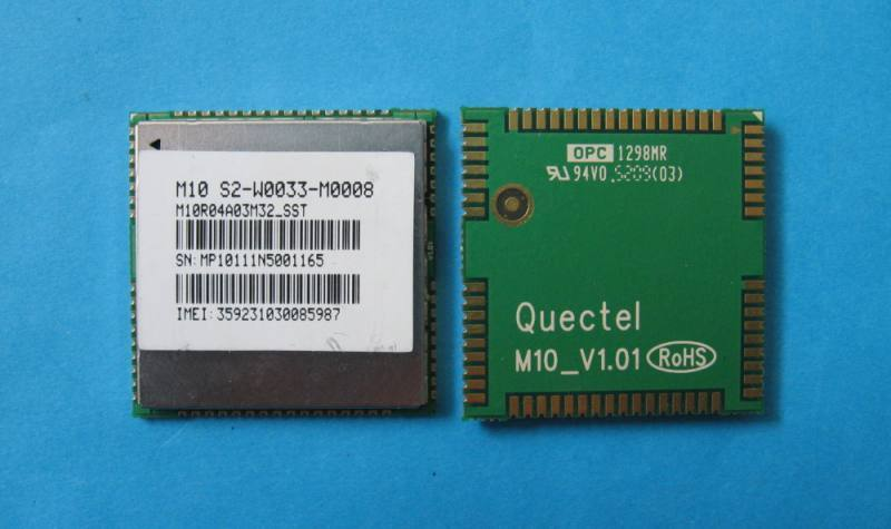 M10 [GSM/GPRS], Quectel Wireless Solutions Co., Ltd.