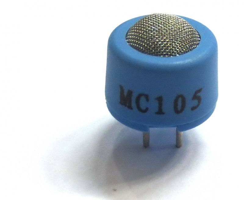 MC105 Catalytic Flammable Gas Sensor, Zhengzhou Winsen Electronics Technology Co., Ltd